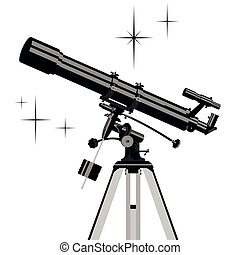 Vector observing telescope.