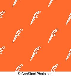 Parrot pattern seamless - Parrot pattern repeat seamless in...