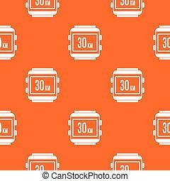 Speedometer bike pattern seamless - Speedometer bike pattern...