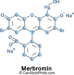Merbromin is a topical antiseptic used for minor cuts and...