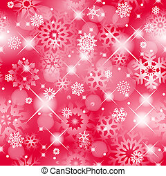 Christmas seamless red background.