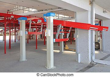 Conveyor Ramp