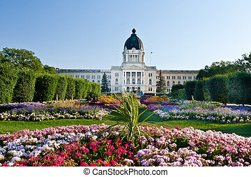 Saskatchewan Legislative Building - The Saskatchewan...