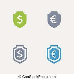 Financial Protection - Granite Icons