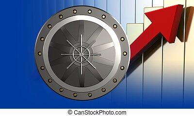 3d of valut door