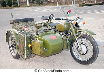 750B-2 motorcycle with a sidecar 7 - Chang Jiang 750B-2...