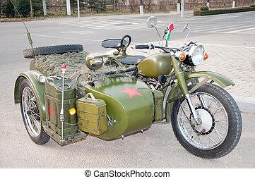 750B-2 motorcycle with a sidecar 7 - Chang Jiang 750B-2...