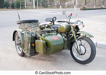 750B-2 motorcycle with a sidecar 6 - Chang Jiang 750B-2...