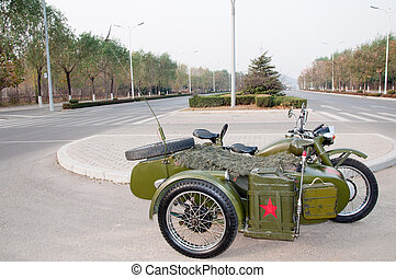 750B-2 motorcycle with a sidecar 5 - Chang Jiang 750B-2...