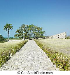 la,  Cuba,  demajagua,  granma, monumento, província
