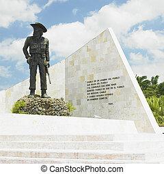 monument of Camilo Cienfuegos, Yaguajay, Sancti Spiritus...