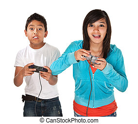 Video Game Players
