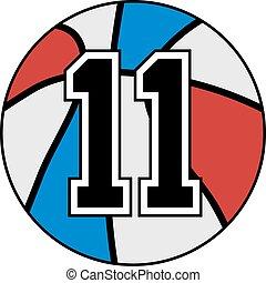 eleven basket - Creative design of eleven basket