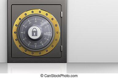 3d combination lock combination lock