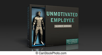 Unmotivated Employee Employment Problem and Workplace Issues