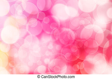 bokeh background - designed colorful bokeh background