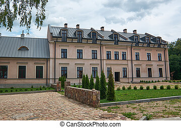 Old Manor of Volovich family village