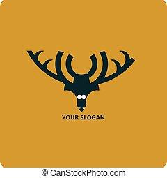 Deer Animal Logo