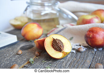nectarine - healthy nectarine great for a diet