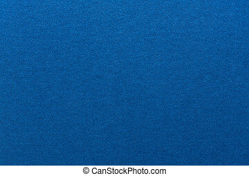 Blue background from a textile material.