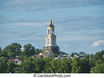Suzdal - historic center of the city is part of the Golden...