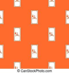 Safe door pattern seamless - Safe door pattern repeat...