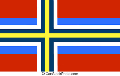 Scandinavian Union flag