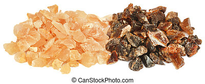 Frankincense dhoop, a natural aromatic resin used in...