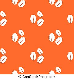 Coffee beans pattern seamless - Coffee beans pattern repeat...