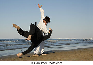 Taekwondo, ET, apkido