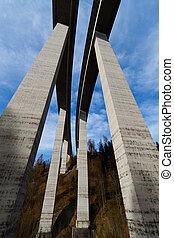 Tauern-highway, Puente