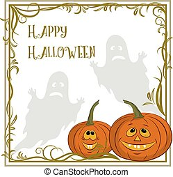 Holiday Halloween Background