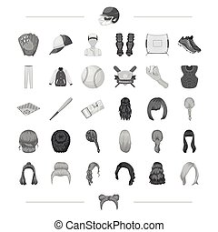 business, buying, selling and other web icon in black...
