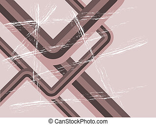 Abstract grunge retro background
