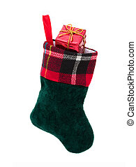 Christmas Stocking - Christmas stocking with presents inside...