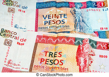 Cuban Convertible Pesos - Cuban convertible pesos, is one of...