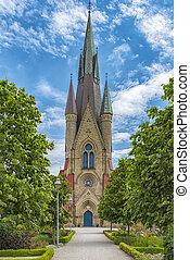 Haslovs Church in Skane - Haslovs Kyrka was built in the...