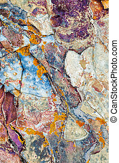 Stone texture close up background