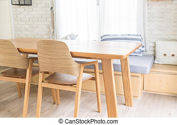 dinning table interior decoration - wood dinning table...