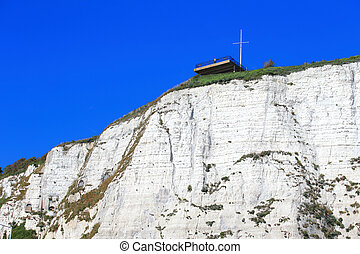 White Cliffs of Dover for your travel concept