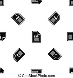 File PNG pattern seamless black - File PNG pattern repeat...