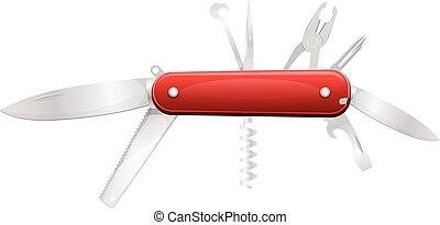 Swiss Knife For DIY
