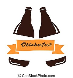 Oktoberfest Vector illustration