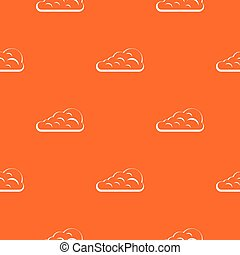 Cumulus cloud pattern seamless - Cumulus cloud pattern...