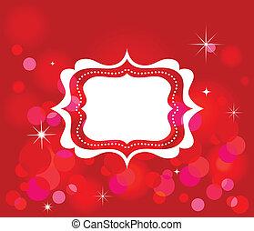 Shiny Christmas background