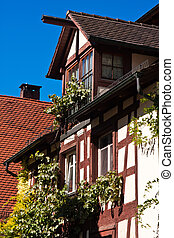 Frame House - Meersburg at Lake Constance, Germany