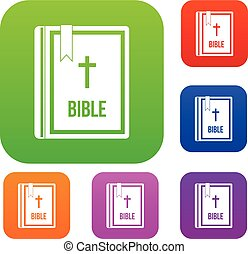 Bible set collection
