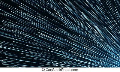 résumé, optique, fibres., fond, numérique, toile de fond