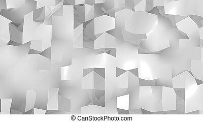 arrière-plan., résumé, géométrique, toile de fond, numérique