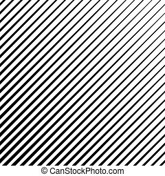 Straigth diagonal stripes, parallel lines abstract geometric texture, pattern, vector halftone